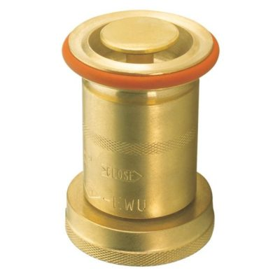 """1 1/2"""" Brass All-Fog Nozzle (NST)"""