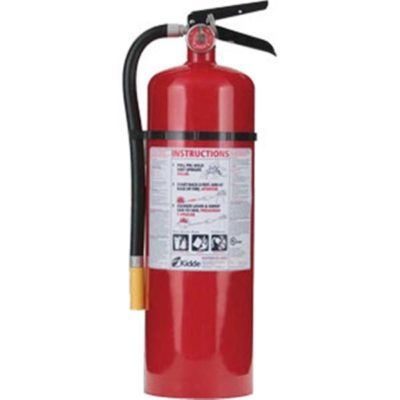 Kidde Consumer 10 lb ABC Fire Extinguisher w/ Wall Hook