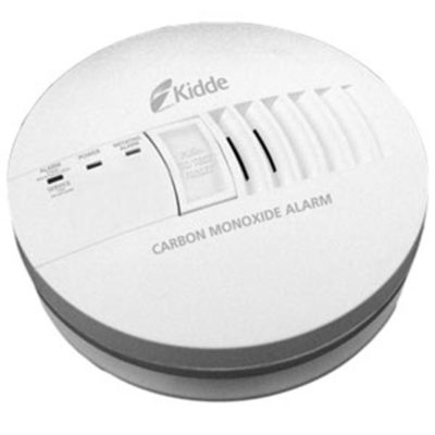 AC Wire-In CO Alarm w/ Battery Backup